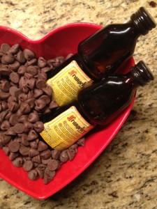 chocolate frangelico